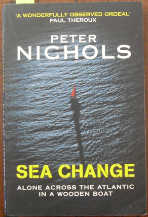 Image for Sea Change: Alone Across the Atlantic in a Wooden Boat