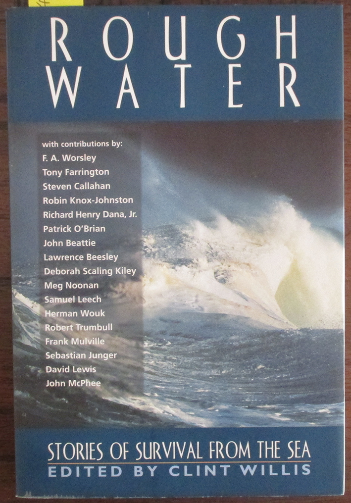 Image for Rough Water: Stories of Survival From the Sea