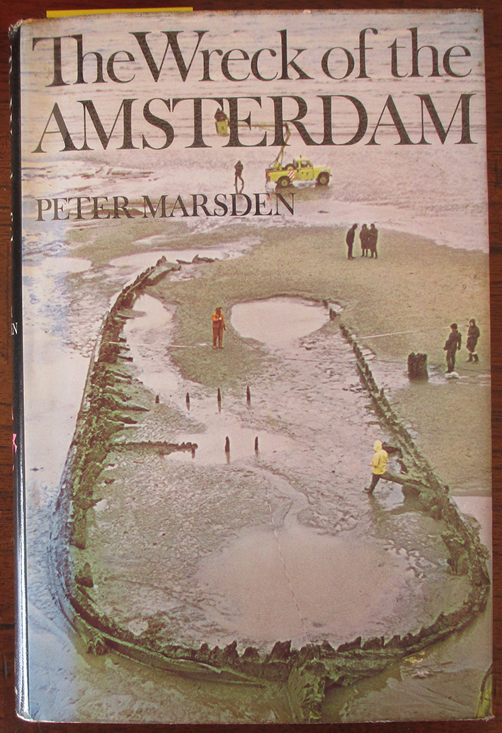 Image for Wreck of the Amsterdam, The