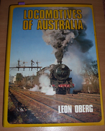 Image for Locomotives of Australia