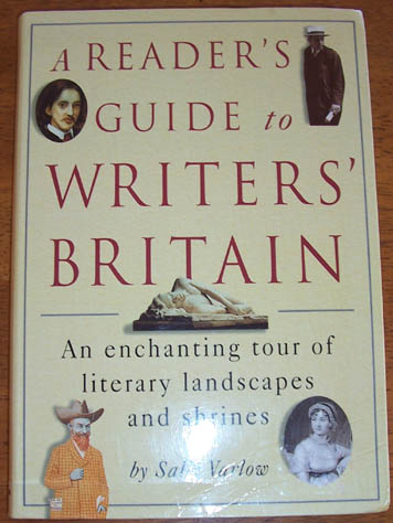 Image for Reader's Guide to Writers' Britain, A: An Enchanting Tour of Literary Landscapes and Shrines