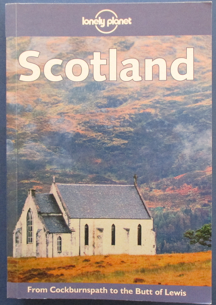 Image for Scotland (Lonely Planet)