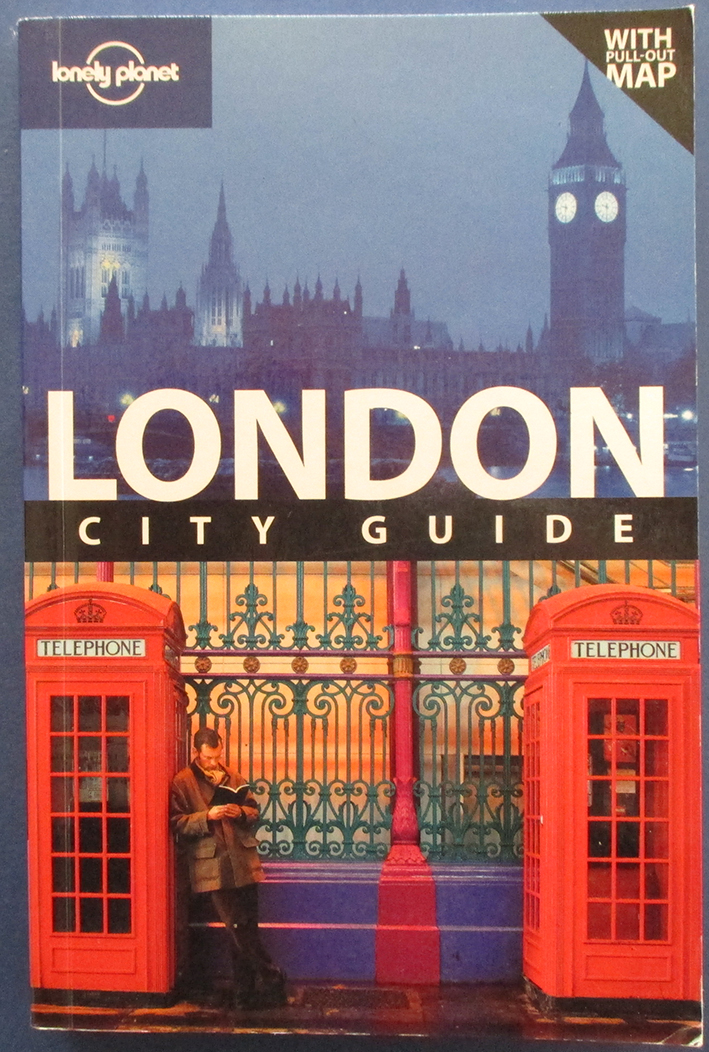 Image for London: City Guide (Lonely Planet)
