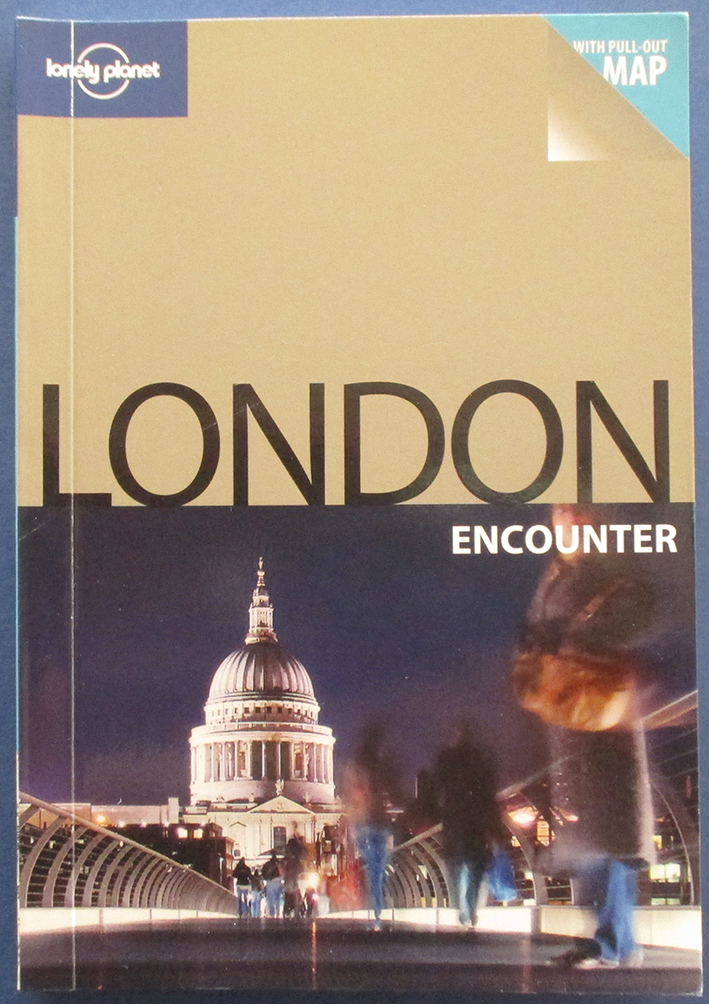 Image for London: Encounter (Lonely Planet)