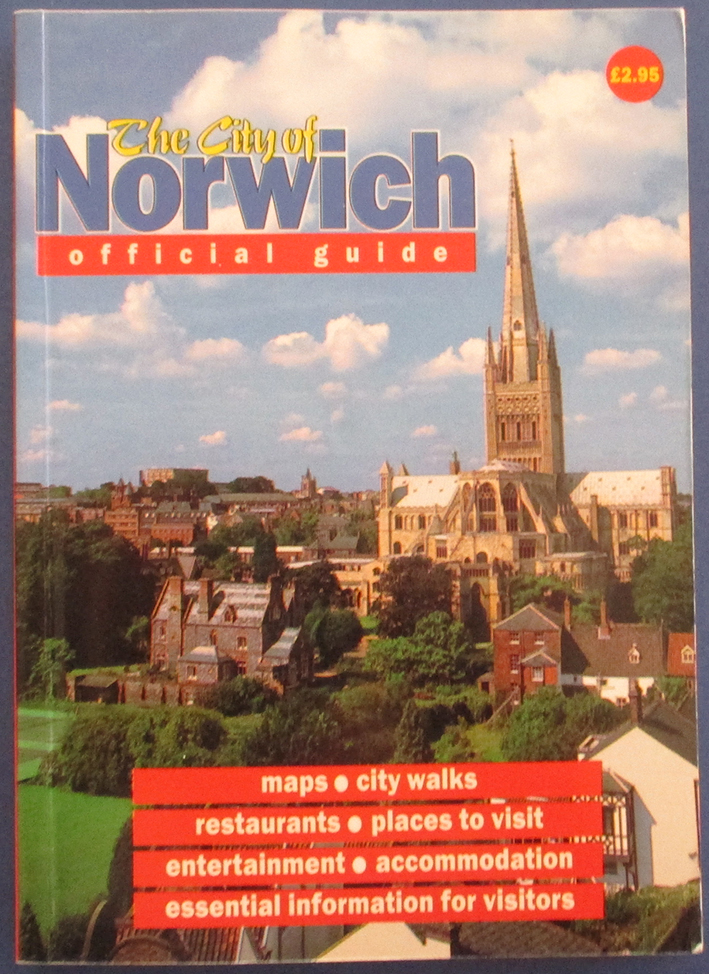Image for City of Norwich Official Guide, The