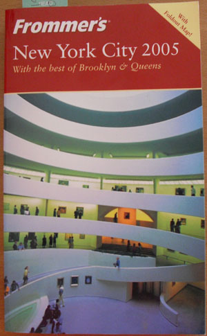 Image for Frommer's New York City 2005 with the Best of Brooklyn & Queen's