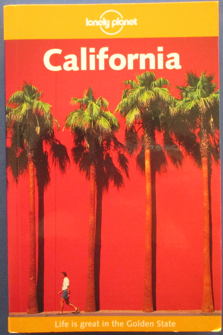 Image for California (Lonely Planet)