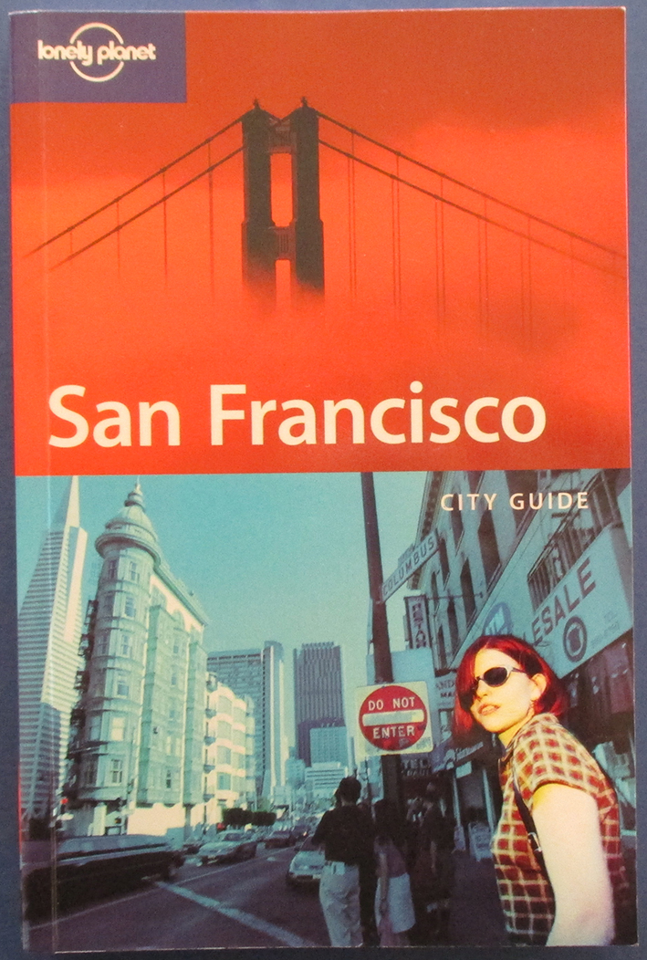 Image for San Francisco: City Guide (Lonely Planet)