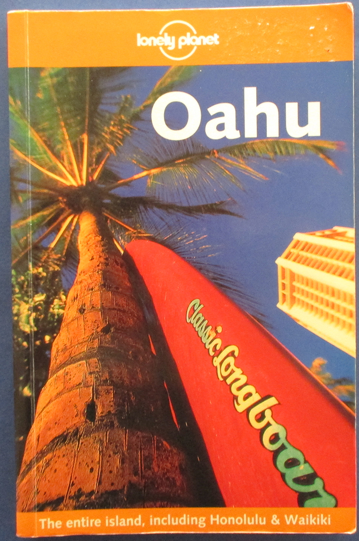Image for Oahu (Lonely Planet)