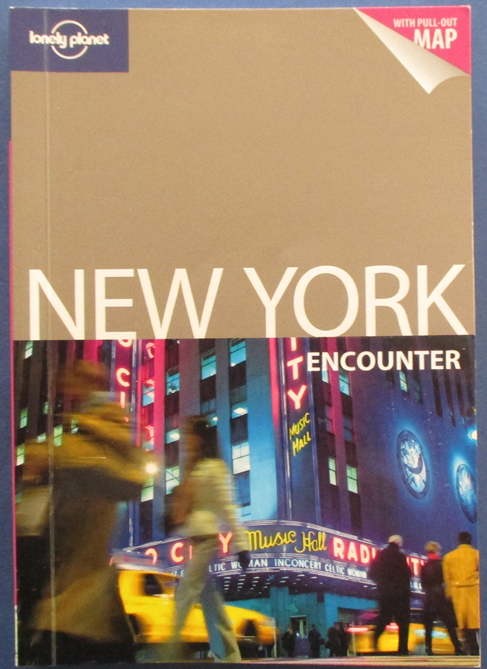 Image for New York: Encounter (Lonely Planet)