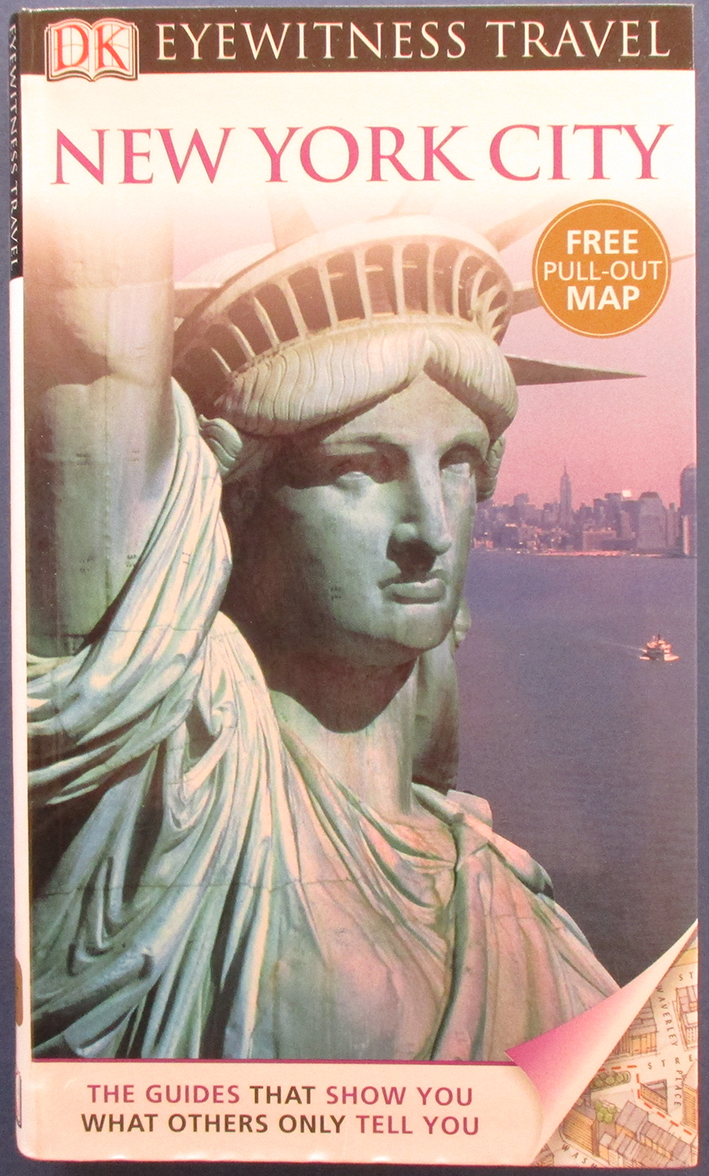 Image for New York City: Eyewitness Travel Guides