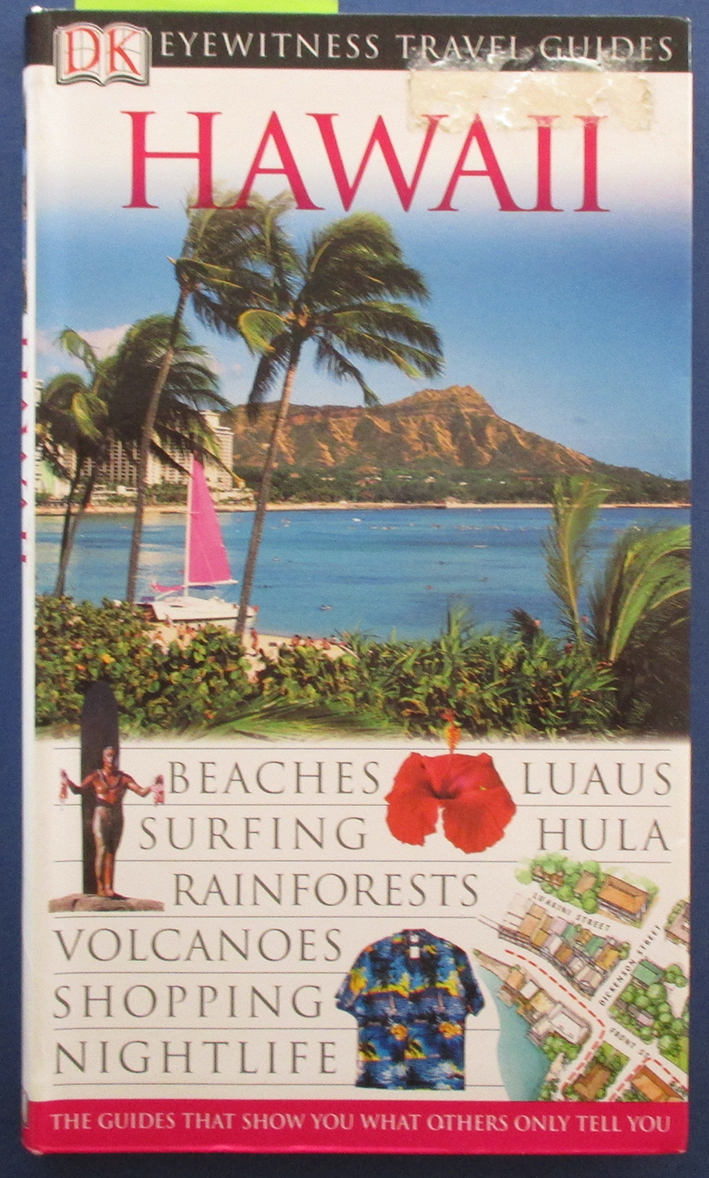 Image for Hawaii: Eyewitness Travel Guides