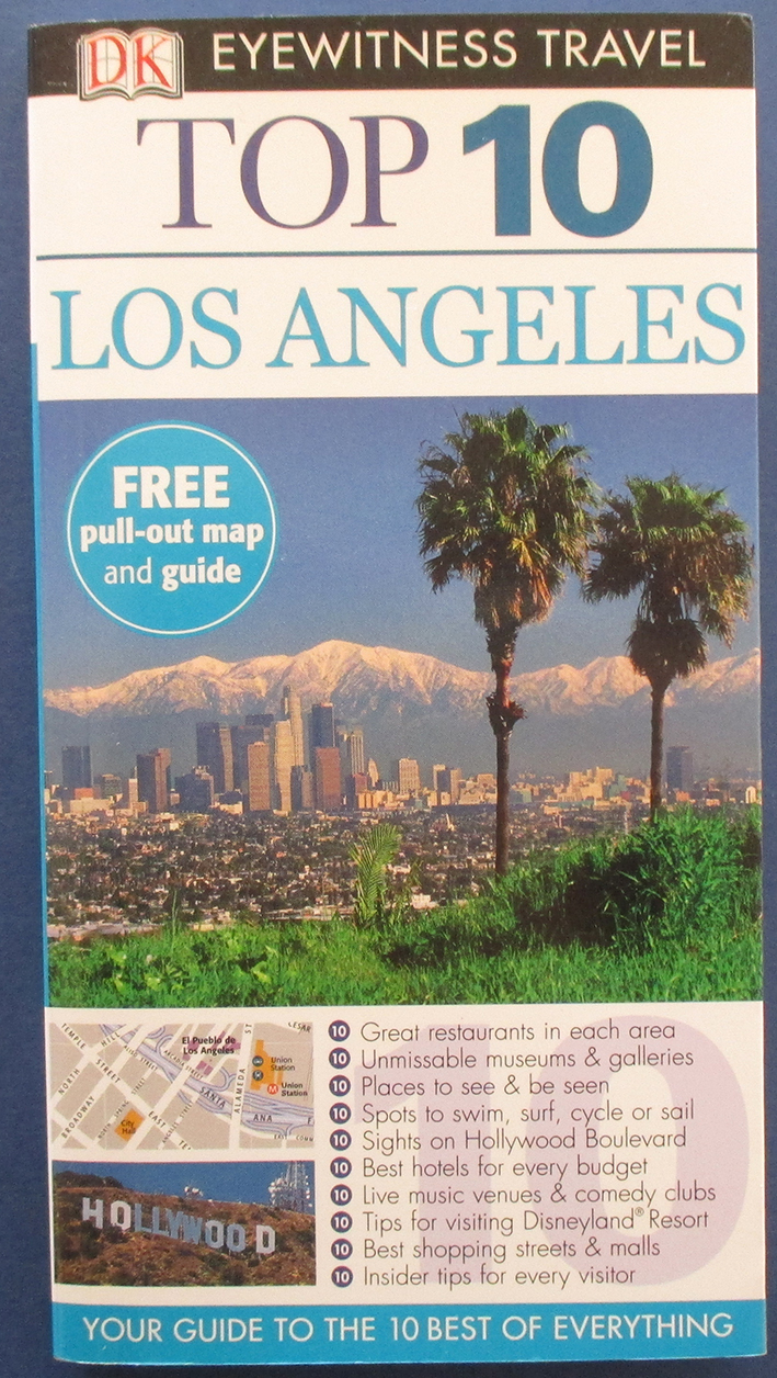 Image for Los Angeles - Top Ten: Eyewitness Travel Guides
