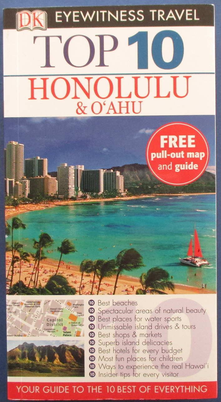 Image for Honolulu & O'ahu - Top Ten: Eyewitness Travel Guides