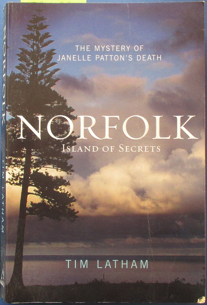 Image for Norfolk: Island of Secrets - The Mystery of Janelle Patton's Death