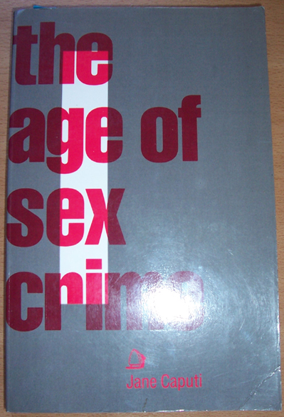 Image for Age of Sex Crime, The