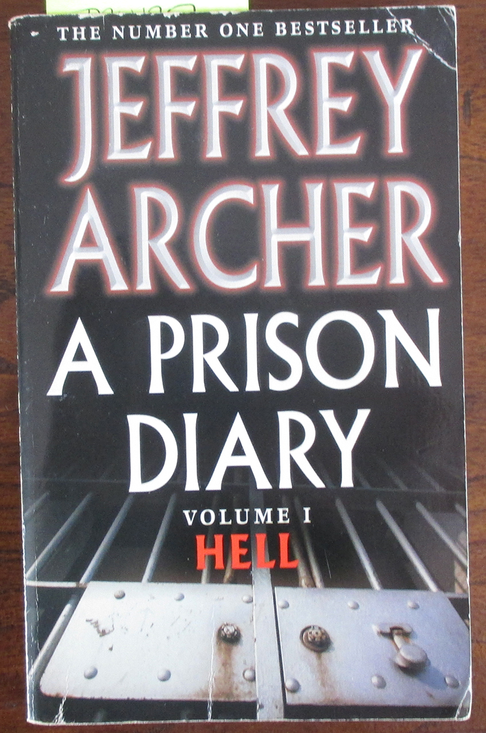 Image for Prison Diary, A: Bellmarsh - Hell (Volume 1)