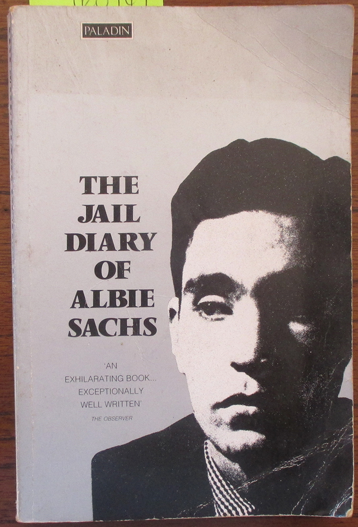 Image for Jail Diary of Albie Sachs, The