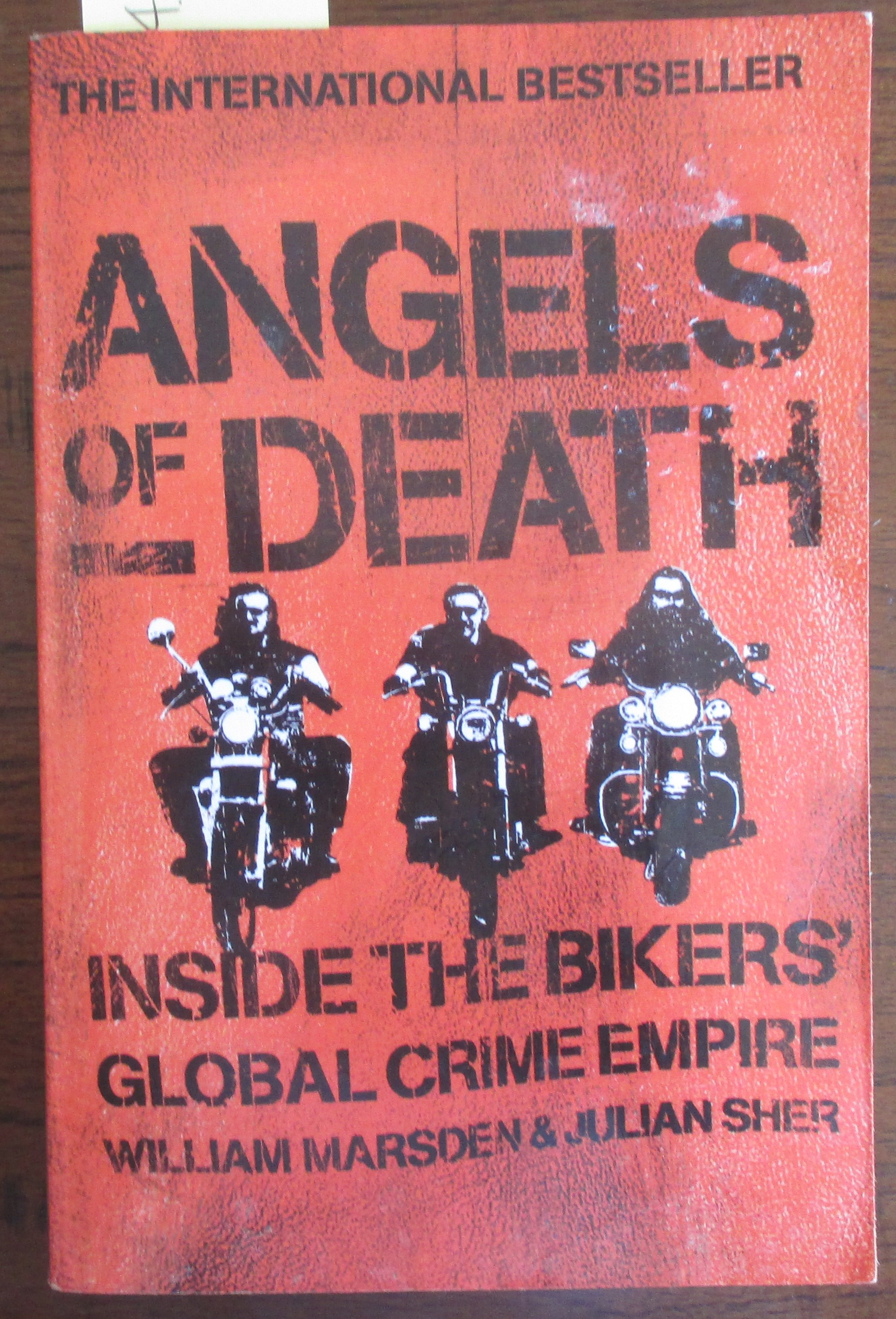 Image for Angels of Death: Inside the Bikers' Global Crime Empire
