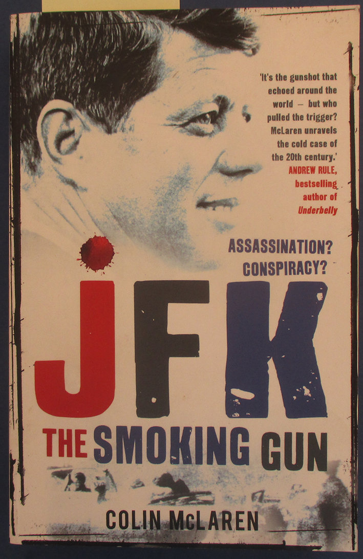 Image for JFK: The Smoking Gun