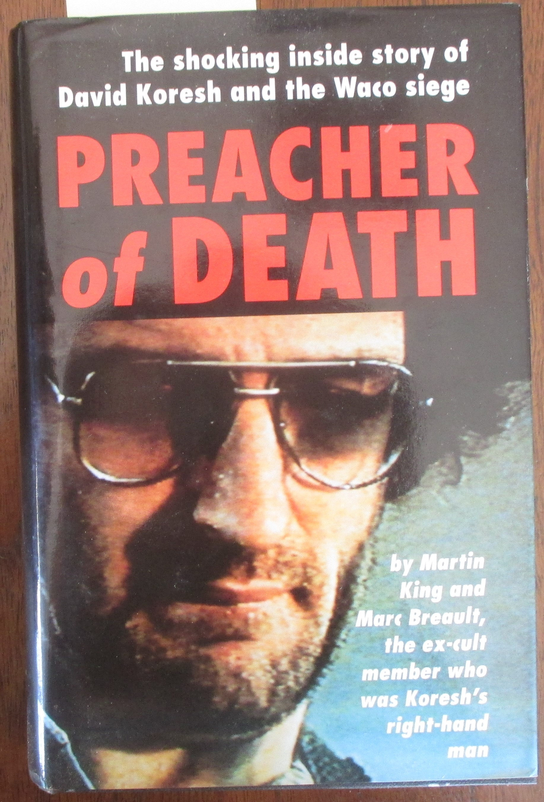 Image for Preacher of Death: The Shocking Inside Story of David Koresh and the Waco Siege