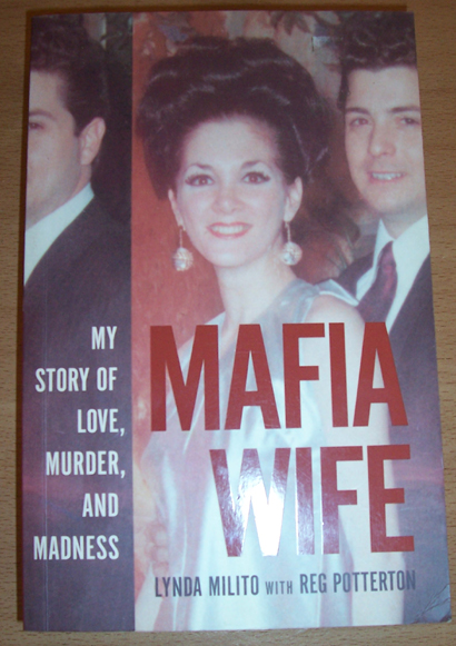 Image for Mafia Wife: My Story of Love, Murder, and Madness