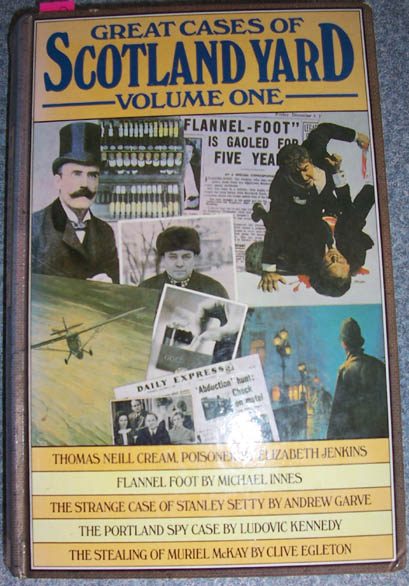 Image for Great Cases of Scotland Yard: Volume One