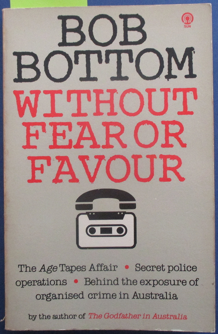 Image for Without Fear or Favour