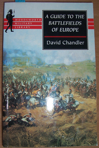 Image for Guide to the Battlefields of Europe, A