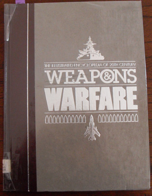 Image for Illustrated Encyclopedia of 20th Century Weapons & Warfare, The (Volume 3, Avr/Bers)