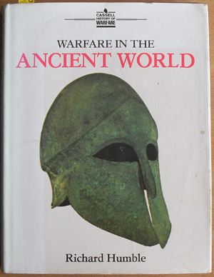 Image for Warfare in the Ancient World (Cassell History of Warfare)