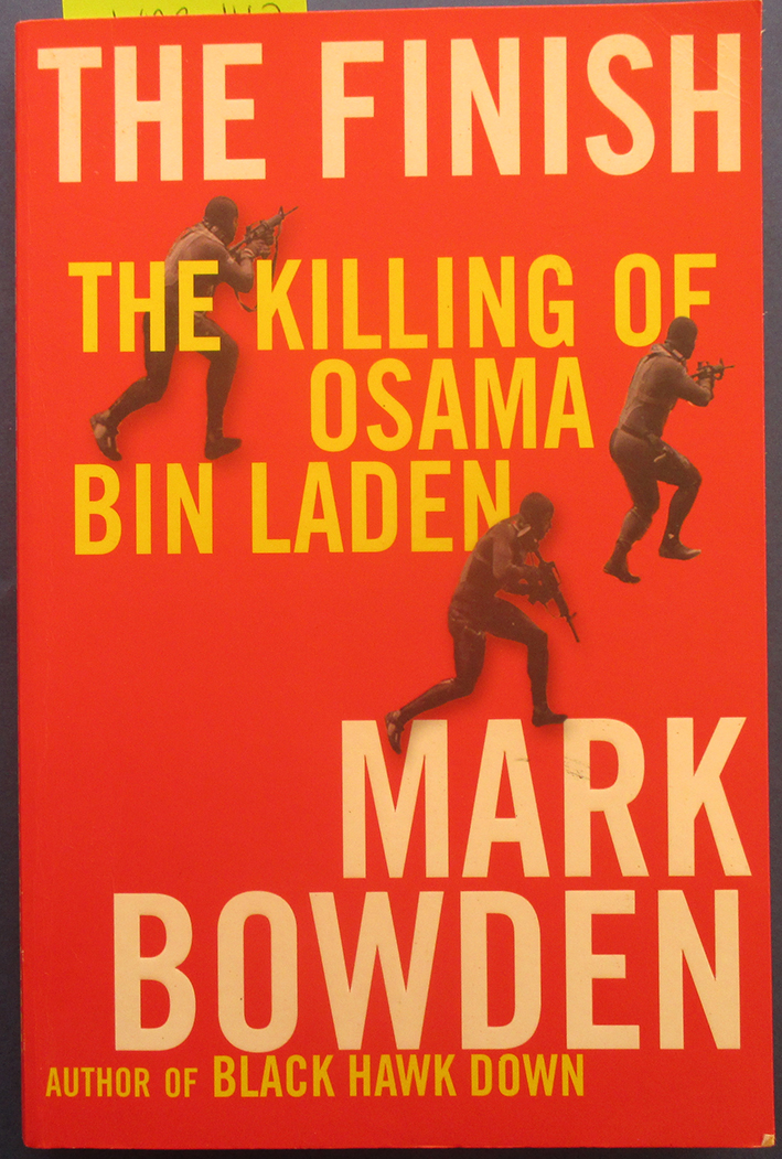 Image for Finish, The: The Killing of Osama Bin Laden
