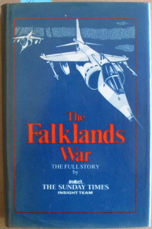 Image for Falklands War, The: The Full Story