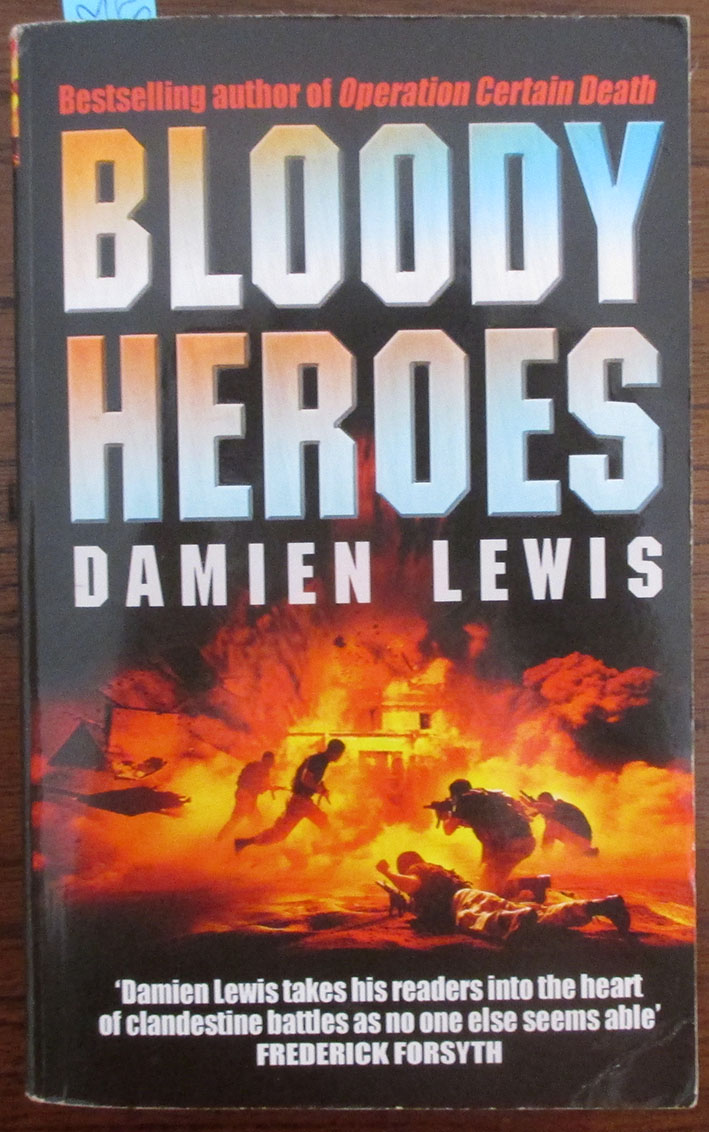 Image for Bloody Heroes