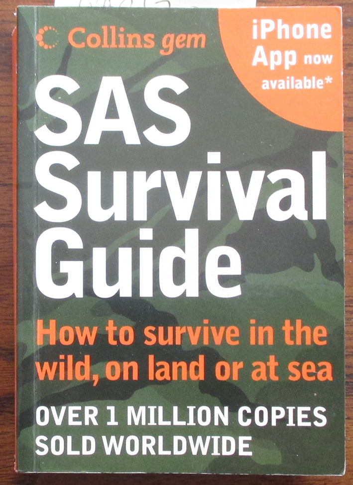 Image for SAS Survival Guide: How to Survive in the Wild, on Land or at Sea (Collins Gem(