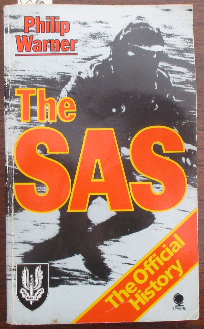 Image for SAS, The: The Official History