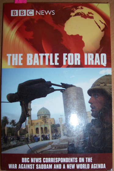 Image for Battle for Iraq, The