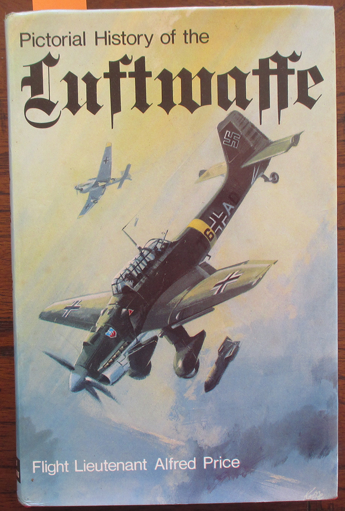 Image for Pictorial History of the Luftwaffe 1933-1945