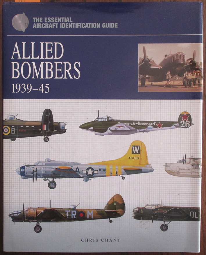 Image for Allied Bombers 1939-1945: The Essential Aircraft Identification Guide