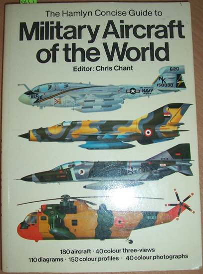 Image for Hamlyn Concise Guide to Military Aircraft of the World, The