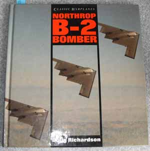 Image for Classic Warplanes: Northrop B-2 Bomber