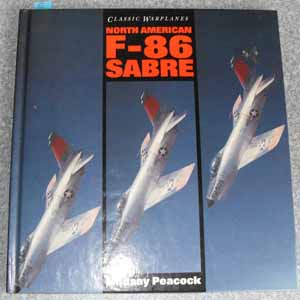 Image for Classic Warplanes: North American F-86 Sabre