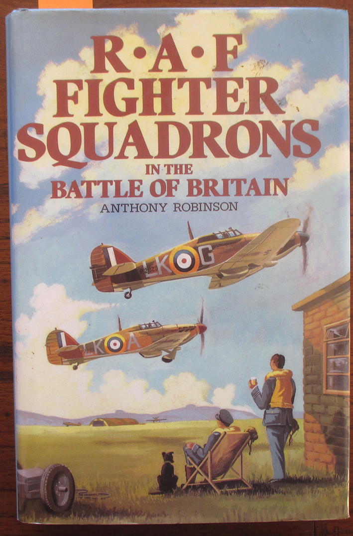 Image for R.A.F Fighter Squadrons in the Battle of Britain