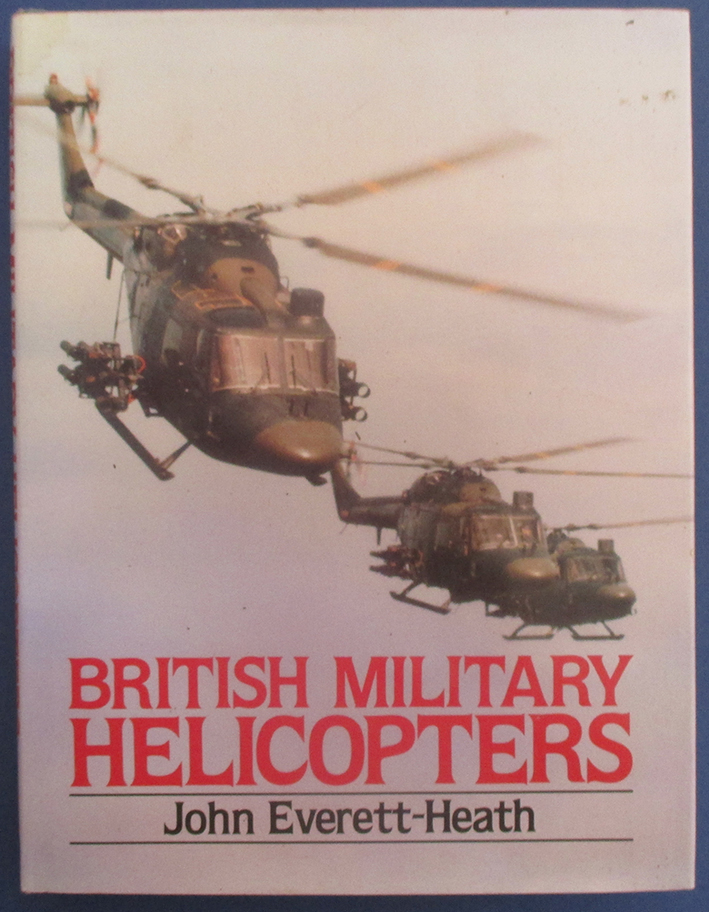 Image for British Military Helicopters