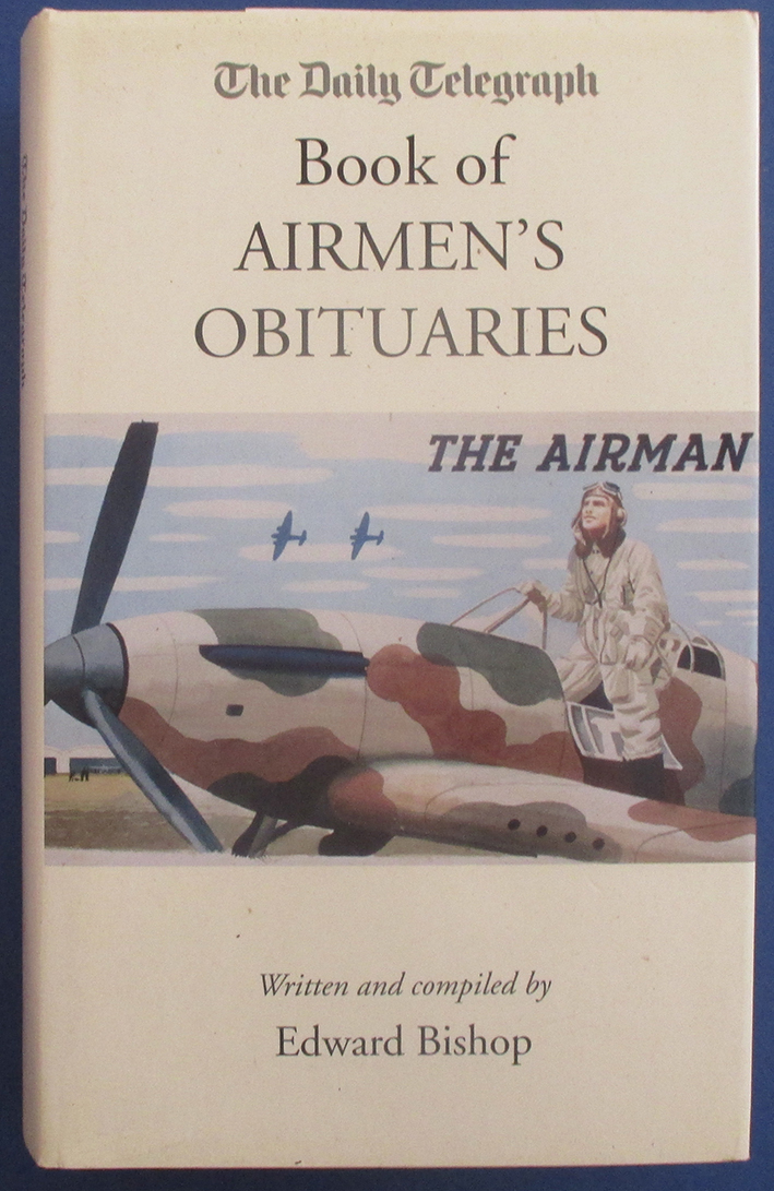 Image for Daily Telegraph Book of Airmen's Obituaries, The