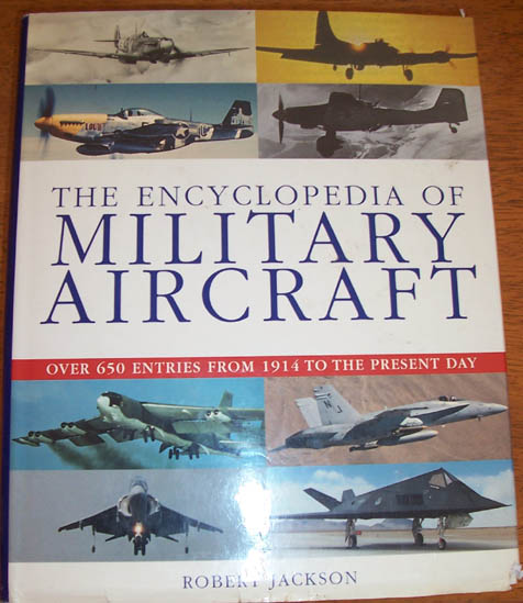 Image for Encyclopedia of Military Aircraft, The