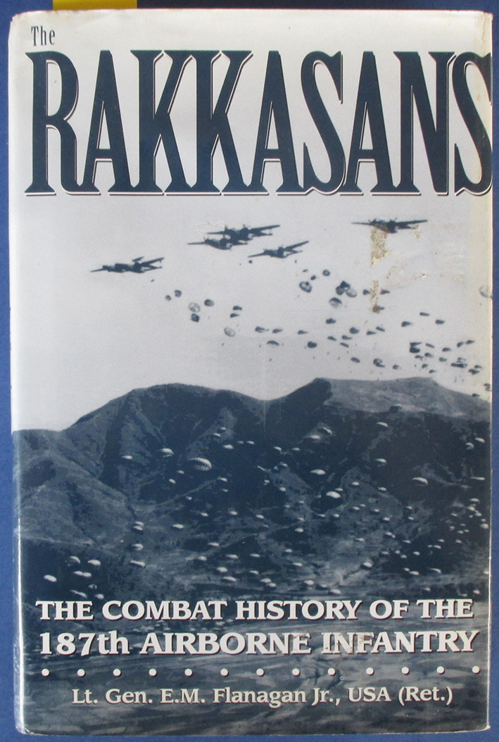 Image for Rakkasans, The: The Combat History of the 187th Airborne Infantry