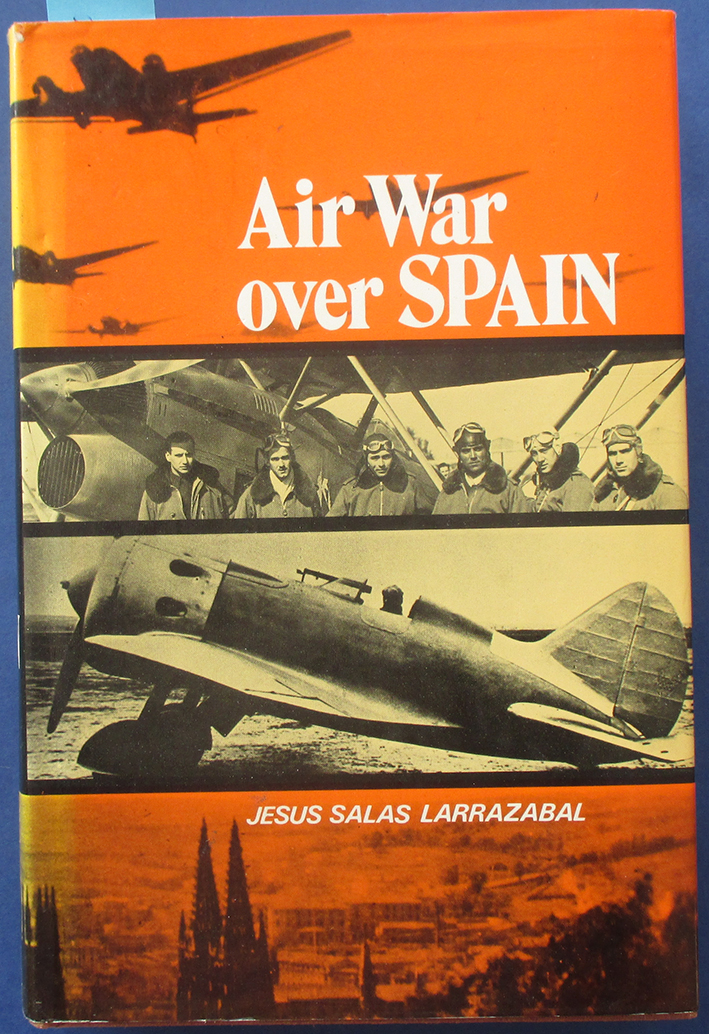 Image for Air War Over Spain