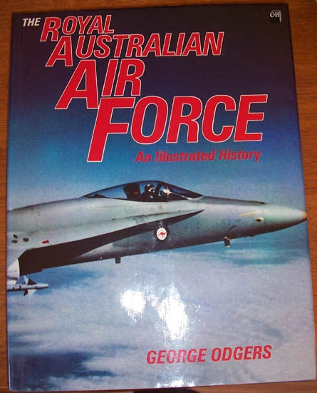 Image for Royal Australian Air Force, The: An Illustrated History