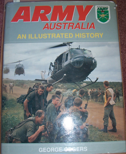 Image for ARMY Australia: An Illustrated History